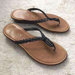 Italian Shoemakers Thong Sandals